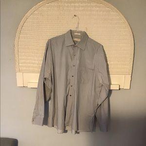 Michael Kors, Men's Long Sleeve Dress Shirt